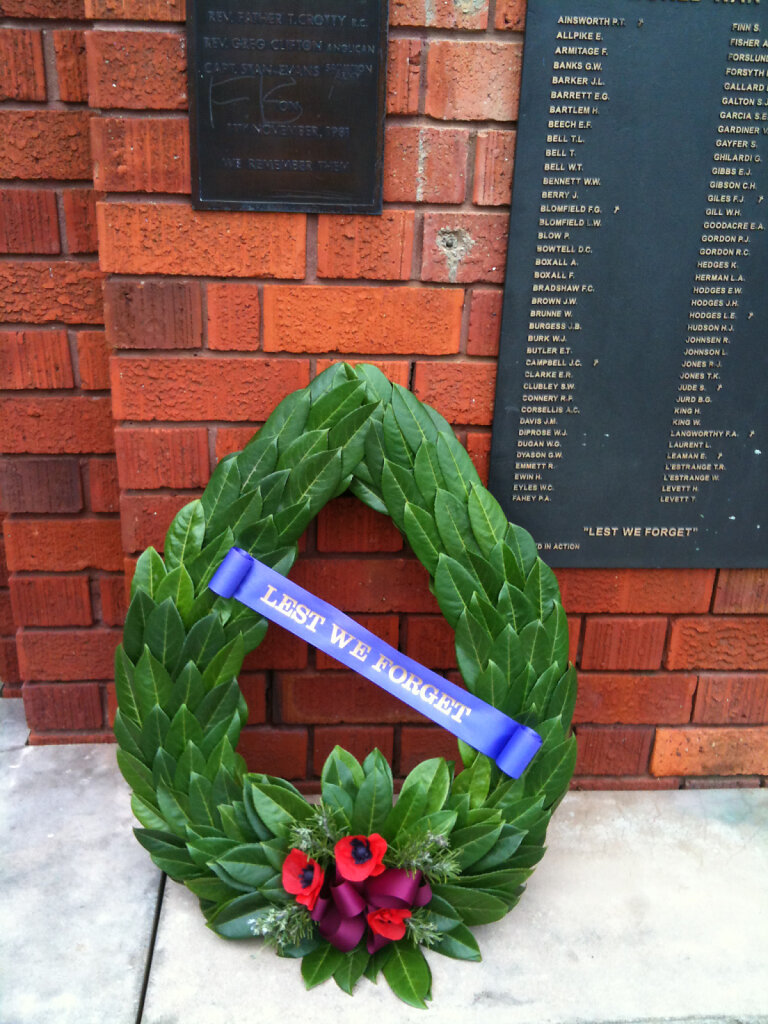 ANZAC Day Wreaths